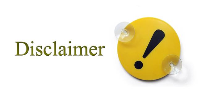 disclaimer-banner